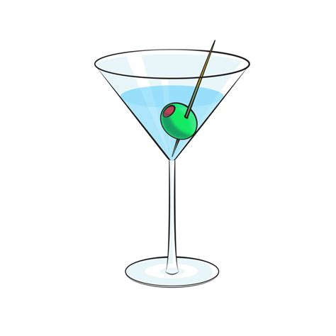 martini cartoon clip cartoon martini by deathbycartoon on deviantart
