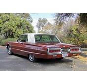 1965 FORD THUNDERBIRD 2 DOOR HARDTOP  161636