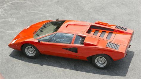 Lp400 Lamborghini Lamborghini Countach Lp400 Periscopica