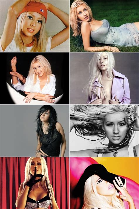 Aguilera Isnt by Aguilera S Style Evolution A Who Isn T