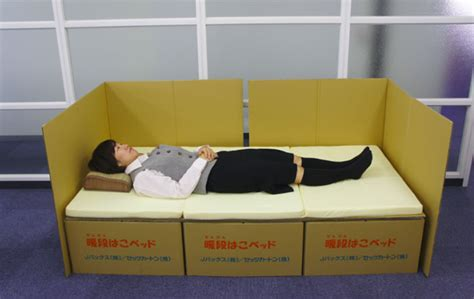 What Is A Box Mattress by Boxes Into Beds Brilliant Idea Helps Earthquake Victims
