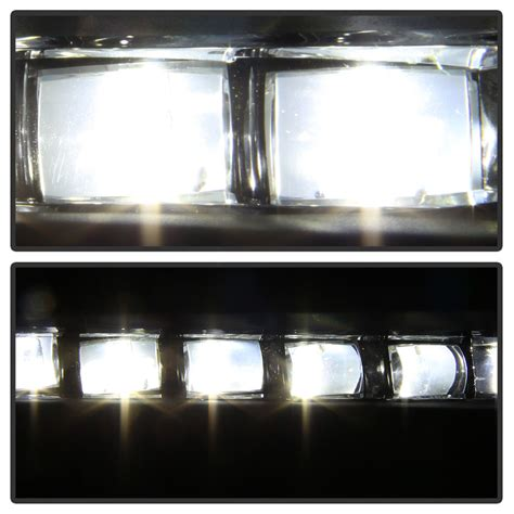 2017 honda accord fog lights 2016 2017 honda accord sedan led replacement drl fog lights