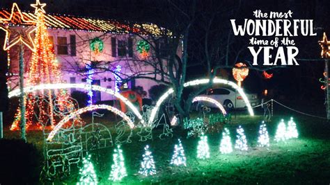 christmas lights in maple valley 10 light displays in rhode island and massachusetts you to see to believe