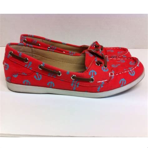 boat shoes old navy 58 off old navy shoes anchor boat shoes from cristina s