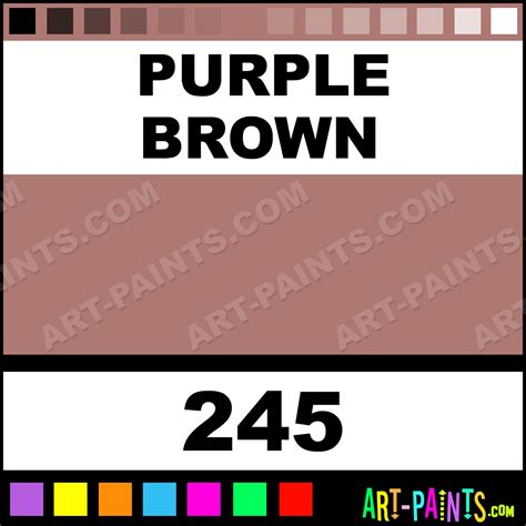 purple brown soft pastel paints 245 purple brown paint purple brown color daler rowney