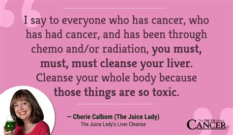 Ty Bollingers Detox Products by Quot The Juice S Quot Liver Cleanse Recipe