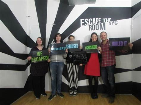 Escape The Room Nyc by We Didn T Make It Out Picture Of Escape The Room Nyc