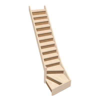 Kit Renovation Escalier Pas Cher 7753 by Kit Habillage R 233 Novation 2 Marches Ch 234 Ne Brut L 100cm