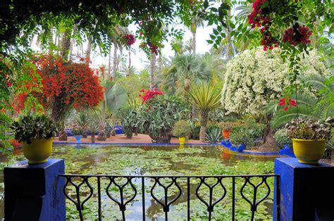 majorelle garden morocco photo of the day