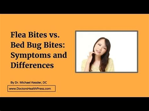 Difference Between Flea Bites And Bed Bug Bites by Flea Bites Vs Bed Bug Bites Symptoms And Differences