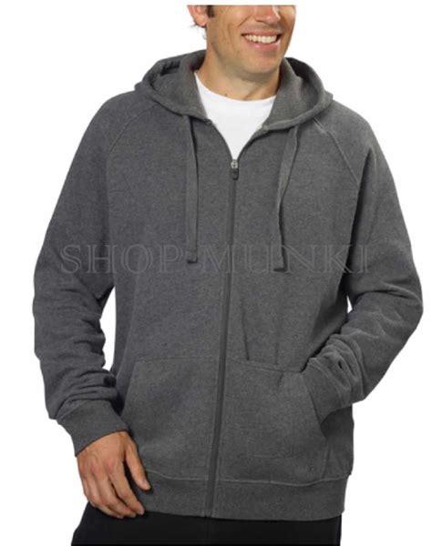 Jaket Hoodie Zipper Sweater Fila fila s zip hooded soft fleece sweatshirt jacket with media pocket ebay