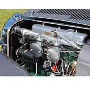1936 Jaguar SS 100 Roadster Retro S Engine F Wallpaper