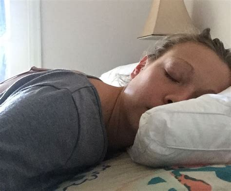 Side And Stomach Sleeper Pillow by Five Alternative Pillow Review Sleepopolis