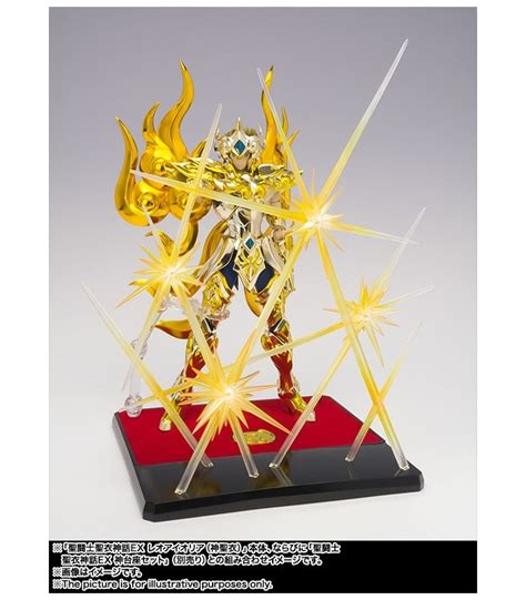 Leo Aiolia God Cloth Scm Seiya Cloth Myth Ex Sog seiya myth cloth ex leo aiolia god cloth gunpla