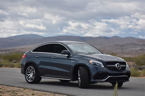 Mercedes Gle 63 Amg by The Mercedes Gle 63 Amg S Coupe Defies Physics