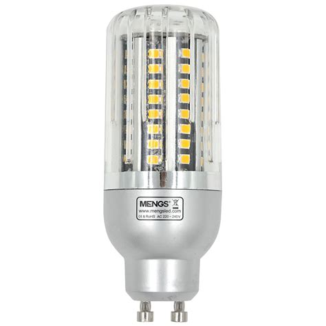 3 level light bulb mengsled mengs 174 gu10 3 level brightness 1w 3w 6w led