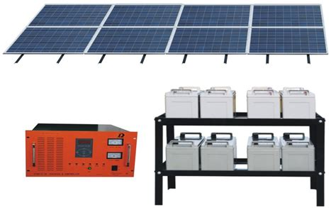 china solar energy system for home 1000w 48v240ah