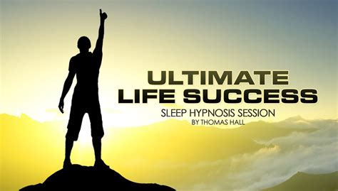 how to get from to success the hypnotic journey books ultimate success sleep hypnosis session by