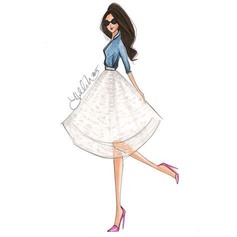 fashion doll drawing look at this fashion doll nichols