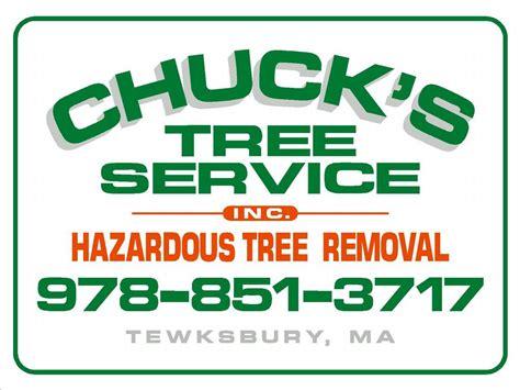 chuck s tree service tewksbury ma 01876 978 851 3717