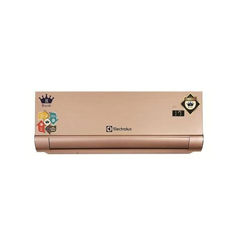 Ac 1 Pk Electrolux buy electrolux split air conditioner inverter 1 5 ton sea 1960 royale cool in chagne