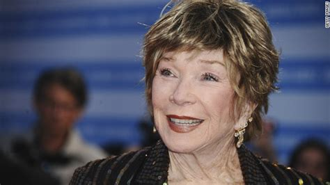 Shirley Maclaine Rearranges Filming Schedule In Support Of Lohan by Shirley Maclaine Opens Up About New Book Cnn