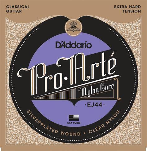 D Addario Pro Arte Strings - d addario ej44 pro arte classical guitar