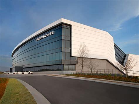 sede atalanta porsche opens new 100 million experience center and