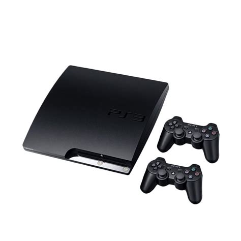 Playstation Ps3 Sony Hdd 320gb Stick Wireless Harga Murmer jual sony ps3 slim console hdd 320 gb 2 stick