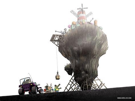 themes gorillaz mobile 9 gorillaz windmill by medetrate on deviantart