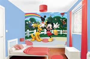 Mickey Mouse Home Decor 4 Amazing Disney Home D 233 Cor For Kids Room