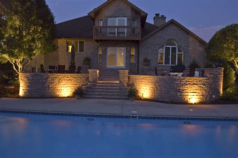 Outdoor Accent Lighting Lemont Accent Lighting Outdoor Lighting In Chicago Il Outdoor Accents