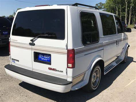 auto air conditioning service 1996 gmc safari windshield wipe control 1996 gmc safari for sale 21 used cars from 1 229