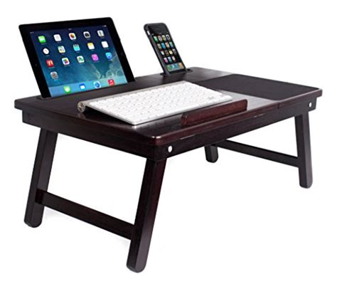 lap desk for bed sofia sam multi tasking laptop bed tray lap desk