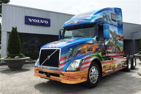 volvo trucks head highlights renewed customer focus topnews equipment topnews