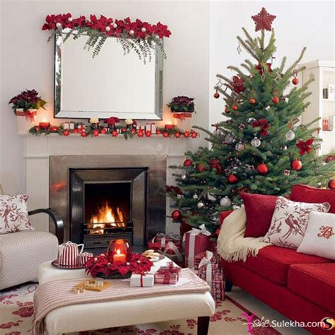 christmas interior decor photo picture 9129