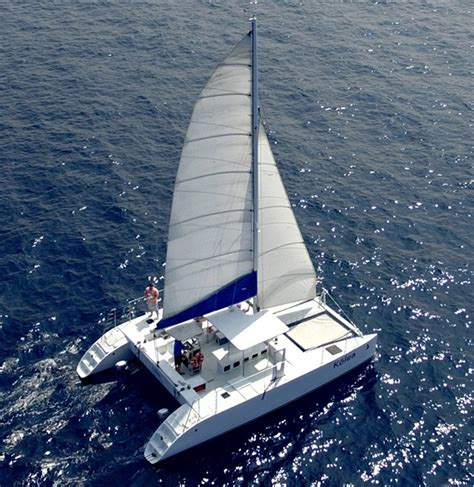 hawaii catamaran charter paradise sailing hawaii kailua kona sailing charters big
