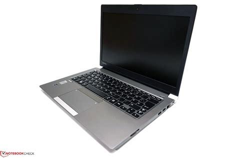 toshiba satellite z30 b notebook review notebookcheck net reviews