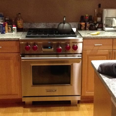 30 quot wolf home stoves wolf df304 dual fuel 30 inch great stove wolf appliance kitchen inspirations pinterest