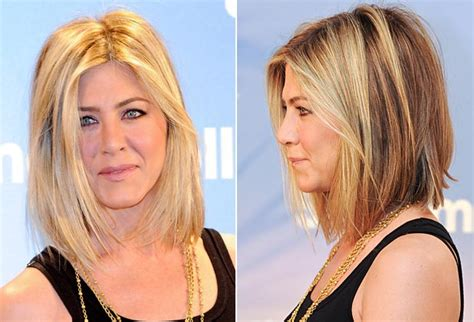 jennifer aniston highlights and lowlights long hairstyles