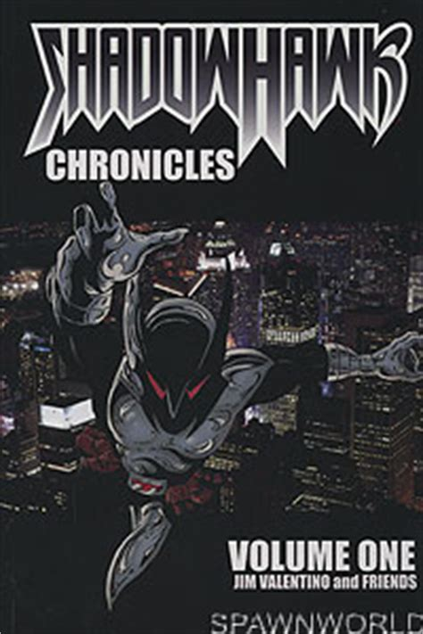 shadow trapped the collector chronicles volume 3 books shadowhawk chronicles volume 1 tpb spawn comic books