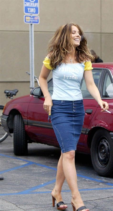 Kate Beckinsale Luckiest by Kate Beckinsale S
