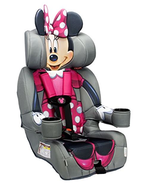 Headrest Kepala Minnie Mouse 1 disney kidsembrace combination toddler harness booster car seat minnie mouse vehicles parts