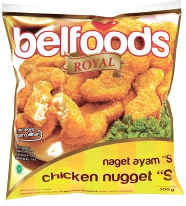 belfoods royal golden fillet 500gr armera food indonesia belfoods royal