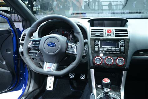 2014 Sti Interior by 2015 Subaru Wrx Sti Coupe What Should Been Built