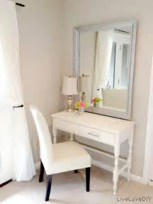 Vanity Tables For Bedroom 25 Best Ideas About Small Vanity Table On