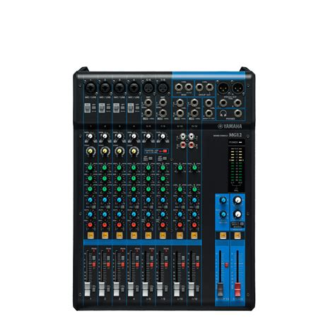 Mixer Yamaha Mg Series mg series standard model mixers products yamaha