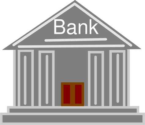 free bank bank icon clip at clker vector clip