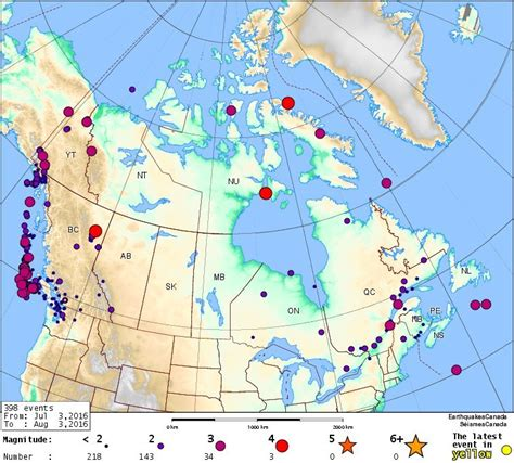 earthquake canada major earthquake in canada could plunge economy into