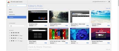 chrome themes not showing chrome theme makitweb